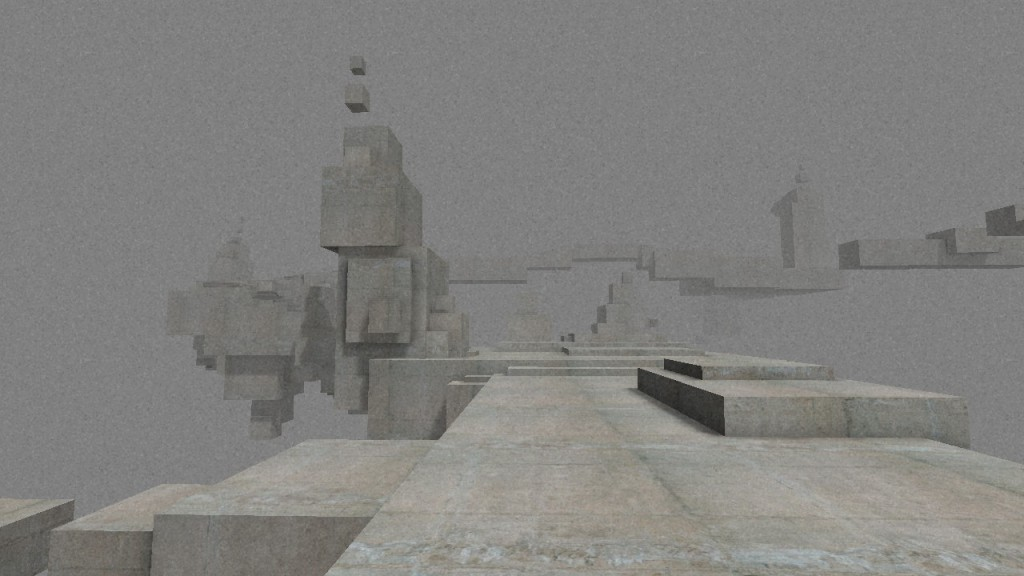 Kairo is in truth an atmospheric-puzzle game.