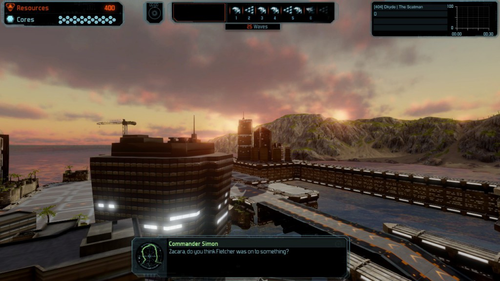 Five planets with four missions on each in increasing difficulty welcomes the player. Each map may furthermore be played in 12 different game modes - beyond the story mode!
